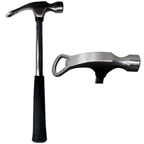 Feierabend Hammer mit Flaschenöffner Feierabendhammer Handhammer Öffner