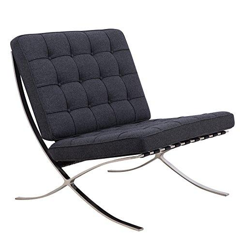 LeisureMod-Bellefonte-Modern-Wool-Pavilion-Chair-in-Dark-Grey
