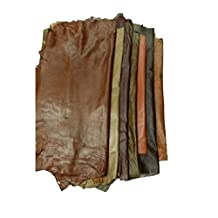 REED© LEATHER HIDES - WHOLE SHEEP SKIN 7 to 10 SF - Various Colors