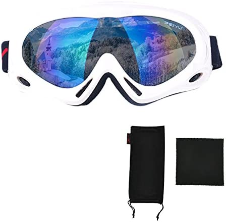 Mai Yi Spherical Ski Goggles,2017 New Anti-Sand Windproof Detachable with 100 UV Protection Lens Snowboard Glasses,Snowmobile Snow Goggles for Men Women