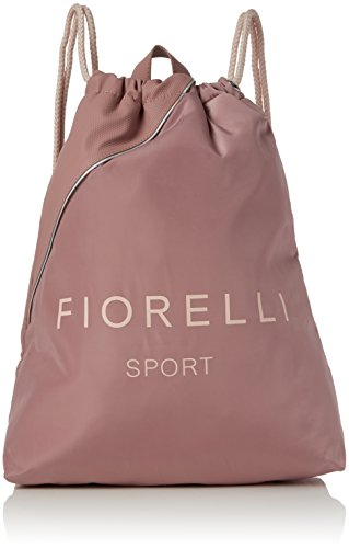 Fiorelli Pink Elite Handbag Womens Woodrose Sport Womens Handbag Backpack Elite Backpack Fiorelli Sport Pink 6xaI6r4qw