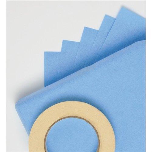 STERILIZATION WRAP 15'' X 15'' [SW-1500] - 1000 sheets