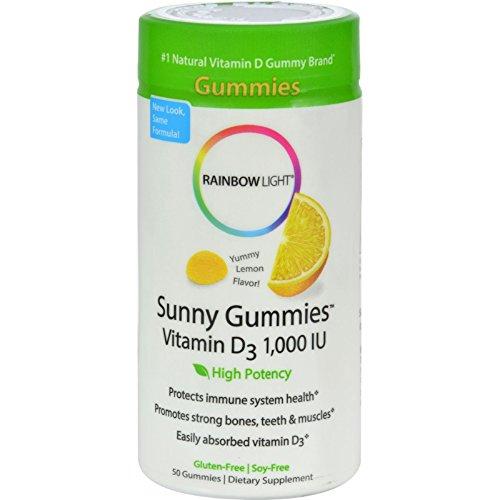 vitamin d sunny gummies - 8