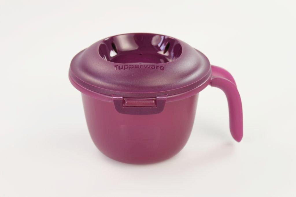 TUPPERWARE Micro-Wok de 550 ml púrpura: Amazon.es: Hogar