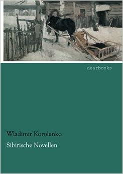 Book Sibirische Novellen (German Edition)