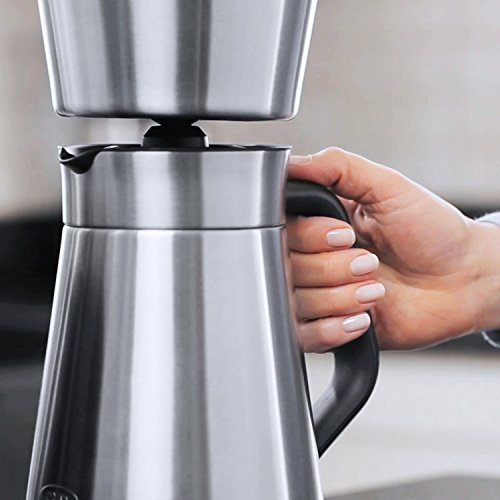how to make coffee with a kettle
