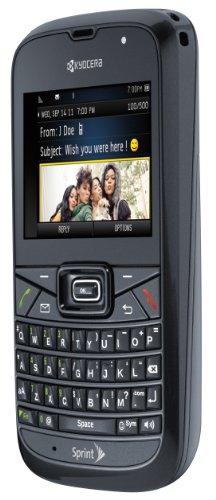 Kyocera Brio Phone, Grey (Sprint)