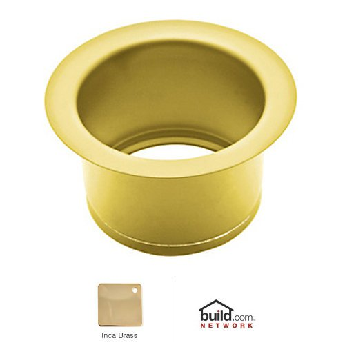 Rohl ISE10082IB Ise10082 Extended 2 1/2'' Disposal Flange, Inca Brass by Rohl