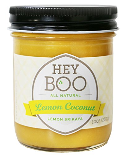 Lemon Jam - Lemon Coconut Jam - Delicious - Dairy Free - No Corn Syrup - Made in USA, 10 oz (Lemon)