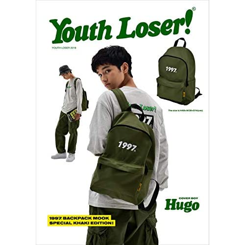 YouthLoser 1997 BACKPACK MOOK SPECIAL 画像