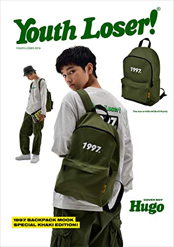 YouthLoser 1997 BACKPACK MOOK SPECIAL 画像 A