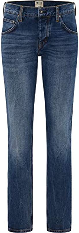 MUSTANG Męskie dżinsy Comfort Fit Chicago Tapered: Odzież