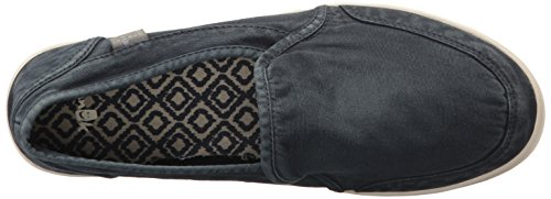 Sanuk Women's Pair O Dice Flat, Navy, 8 M US by Sanuk (Image #8)