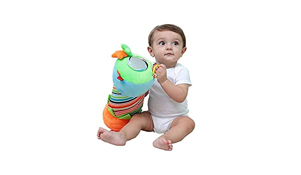 Bebé asistido Almohada de Arrastre Juguetes para bebés Rodillo ...