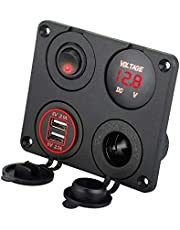 Linkstyle 12V 4.2A Dual USB Charger Socket