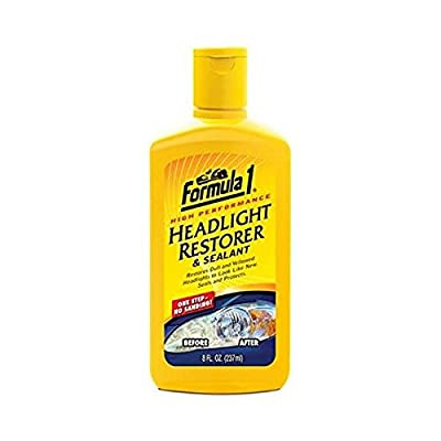 Formula 1 Headlight Restorer