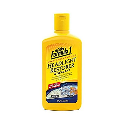 Formula 1 Car Polish - Formula 1 615874 Headlight Restorer and Sealant