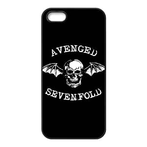 Avenged Sevenfold iphone 5 5S Cell Phone Case Black Phone Accessories JV147141