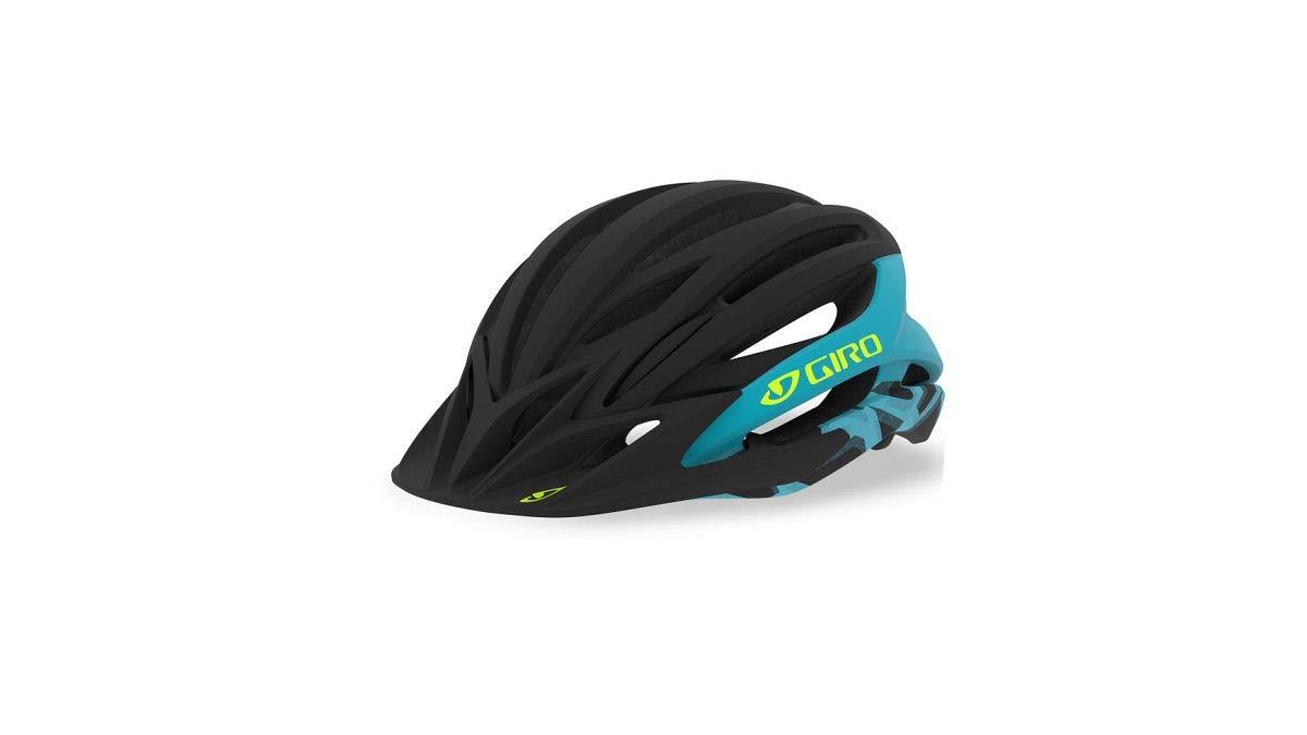 Giro Artex MIPS All Mountain MTB Fahrrad Helm schwarz türkis 2019  Größe  XL (61-65cm)