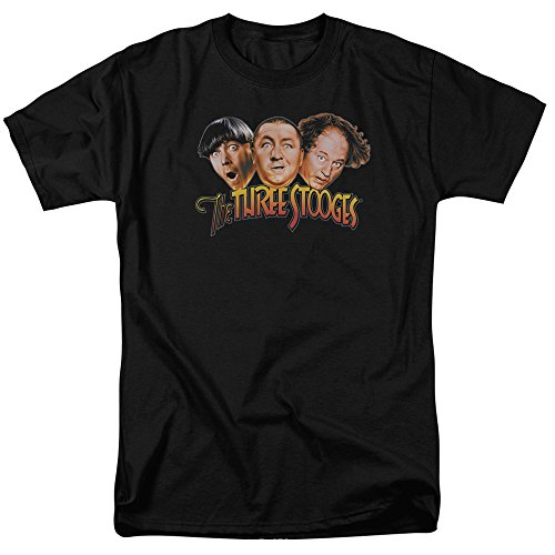 Three Stooges Head - 1