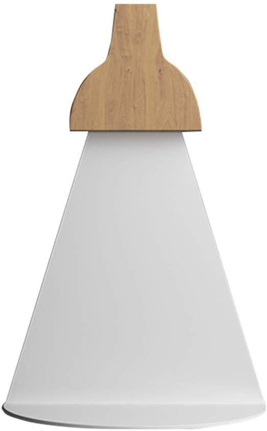 Colgar estantes de montaje en pared decoración de la pared de habitaciones de decoración rústica niños creativos favor marque estante Dimensiones antes de la compra (Color: Blanco, Tamaño: 20 * 10 * 3: Amazon.es: Hogar