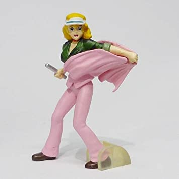 Mine Fujiko Figurine Lupin the 3rd Gashapon figure part 1