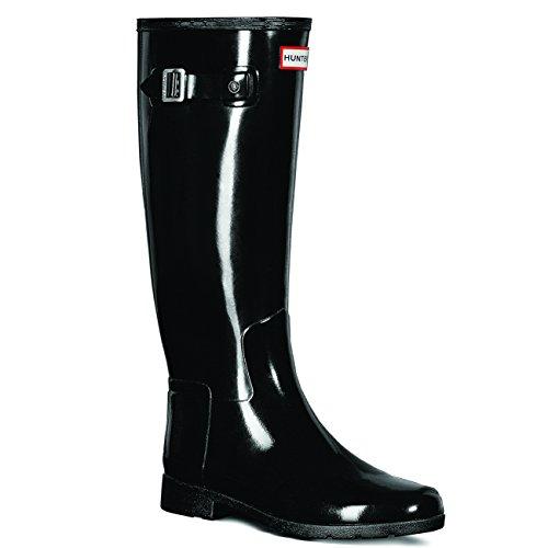 Original Refined Boot Rain Hunter Women's Gloss Boot Tall 8Et6xqx4