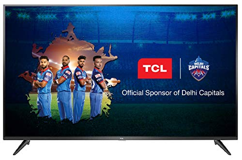 TCL 4K UHD Smart LED TV 43P65US