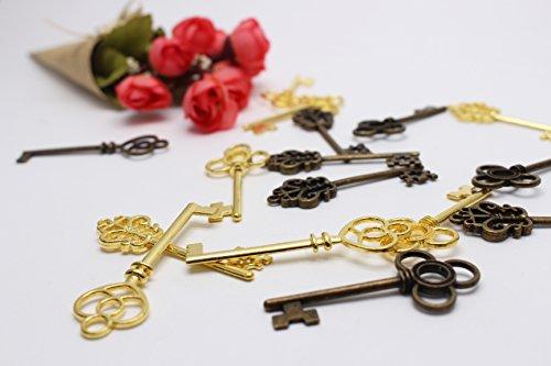 vintage style key set - photo #32