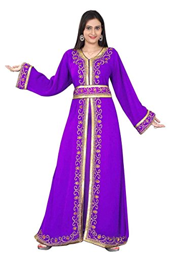 moroccan style dress - 7