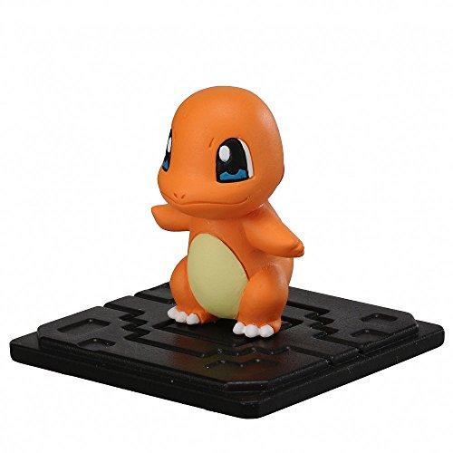 Takara Tomy Pokemon Figure Moncolle Get Vol.9 Burning Fighting Spirit~004 Hitokage Charmander Salamèche