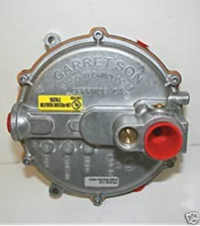 039-0004 GARRETSON IMPCO STYLE KN LOW PRESSURE REGULATOR NATURAL GAS LPG