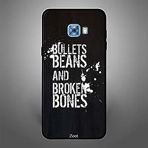 Samsung Galaxy C5 Bullets Beans Bones