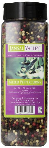 (Jansal Valley Mixed Peppercorns, 18 Ounce)