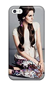 New Style Ortiz Bland Hard Case For Iphone 5/5S Cover - Lana Del Rey Anime