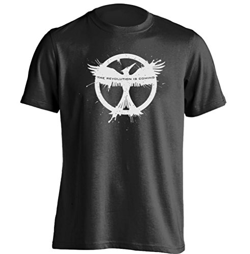 The Hunger Games Revolution Is Coming T-Shirt