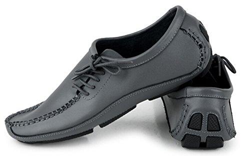 Generic Loafer Gray Men's Shoes Moccasin gommino SqvSwrA