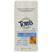 Tom's of Maine Long-Lasting Calendula Natural Deodorant Stick 64 g