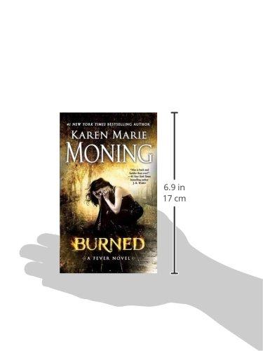 Burned a fever novel karen marie moning 9780440246428 amazon burned a fever novel karen marie moning 9780440246428 amazon books fandeluxe Gallery