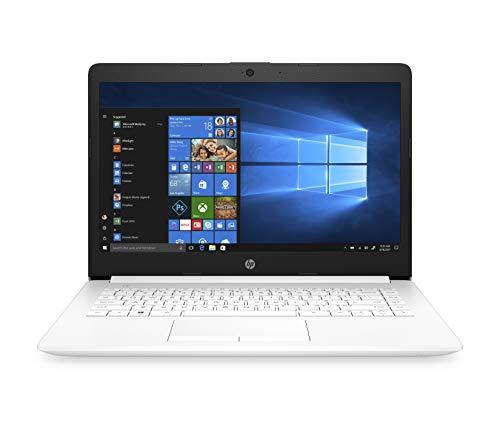 HP Stream 14-cm0042na 14 Inch Laptop, White (AMD A4-9125 Dual Core, 4 GB RAM, 64 GB eMMC, 1 TB OneDrive and Office 365…