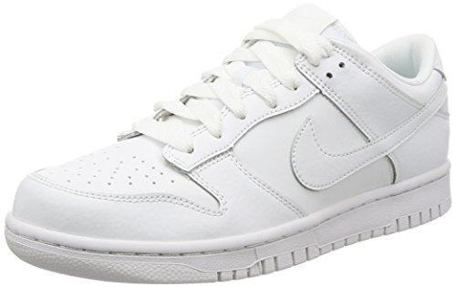 de Low Blanc White Chaussures NIKE White Homme 100 Basketball Dunk White qtHpw5wg