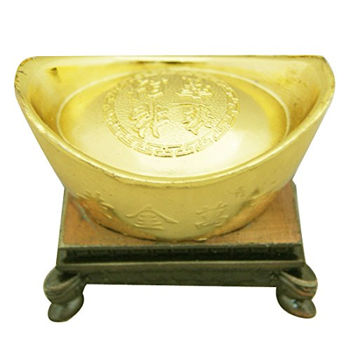 Divya Mantra Golden Ingot Others Yellow