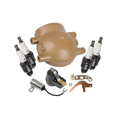 Tune Up Kit for Ford Tractor 9N 2N & 8N with Front Mount Distributor (Ford 8n Distributor)