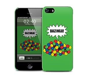 bazinga balls iPhone 5 / 5S protective case wangjiang maoyi