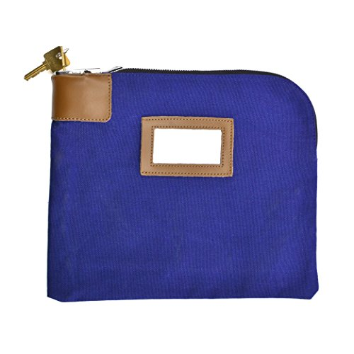 Canvas Locking Bank Bags - 8