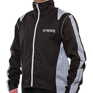 Proviz Nightrider Jacket, Black, 14