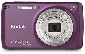 """Kodak Camara Digital Compacta Easyshare Touch 14Mpx 4X Óptico Lcd 3"""" Bateria Sensor 1/2,3 Violeta 1 Año Garantía (Ecotasa En Precio - 0,02 Eur)"""