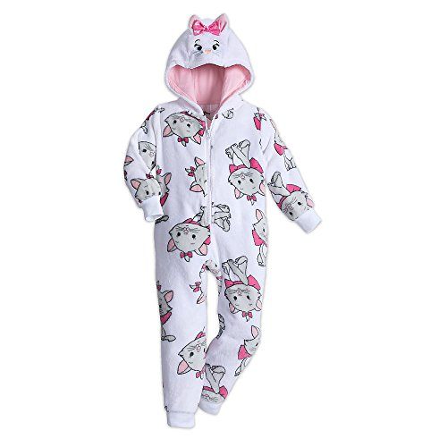 Duchess Aristocats Costume (Disney Marie Costume Sleepwear for Kids - The Aristocats Size 5/6)