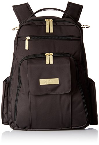 Ju-Ju-Be Legacy Collection Be Right Back Backpack Diaper Bag, The Monarch by Ju-Ju-Be