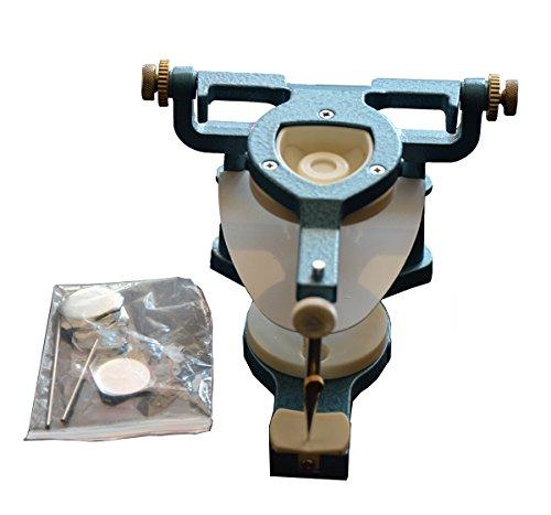 - TJIRIS 2 Pieces Adjustable Large/Small Dental Lab Equipment Magnetic Denture Articulator